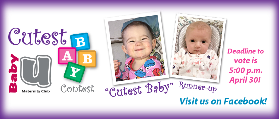 2019 Cutest Baby - Vote
