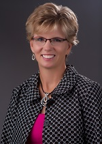 Kim Rieger, Vice President of Marketing & Communications of HRMC