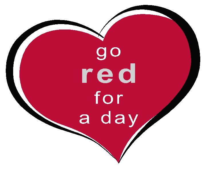 Go Red Huron Regional Medical Center - Clip-art-of-heart