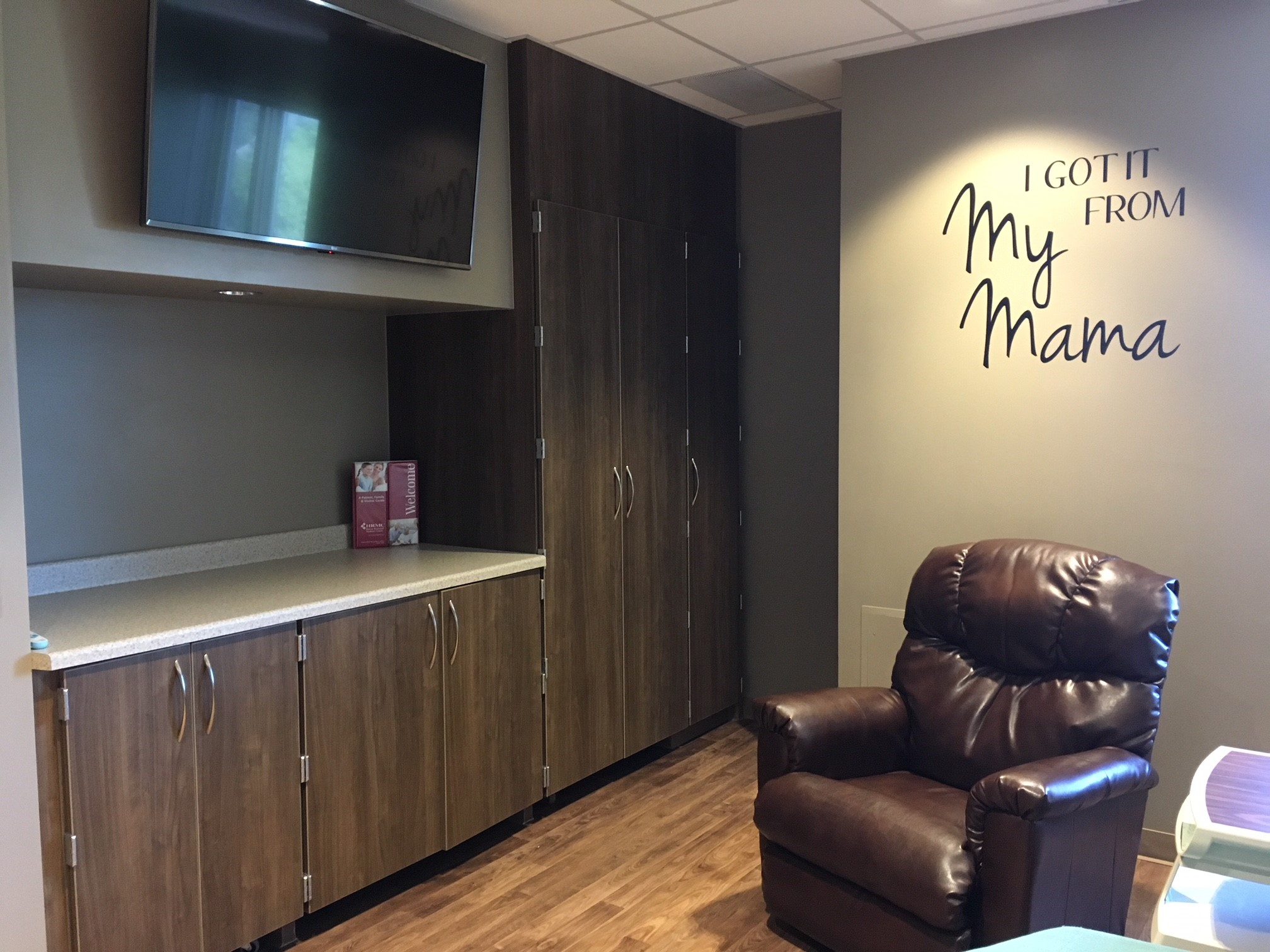 HRMC birthing suite